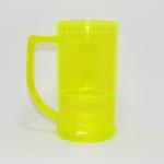 Canecas de chopp 500 ml Verde Limão