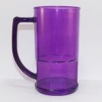 Canecas de chopp 500 ml Violeta