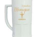 Canecas de chopp personalizadas Formatura Monique