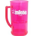 Canecas de chopp personalizadas Milene 18 anos